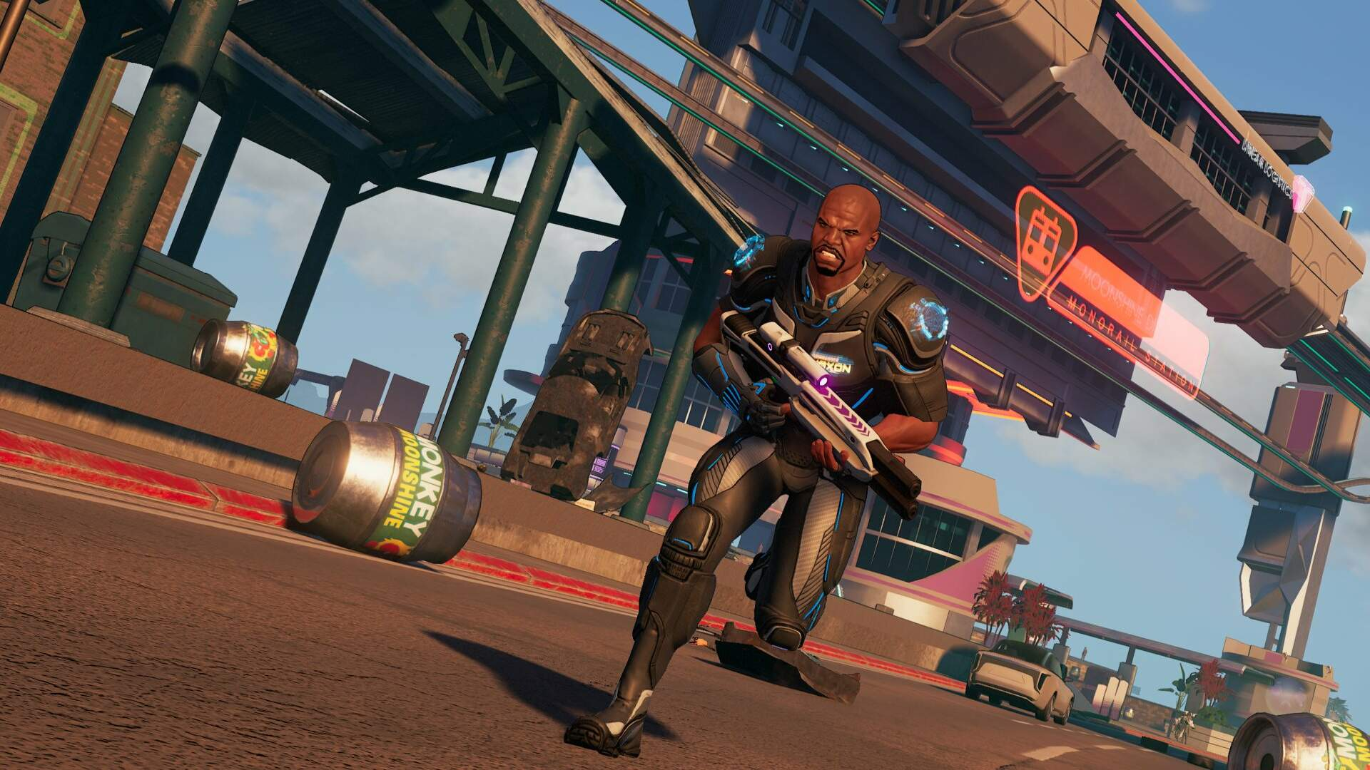 Crackdown 3 Tips - Agility Orbs, Bosses, Fast Travel
