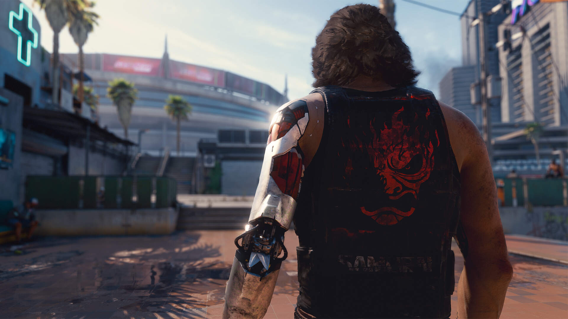 Cyberpunk 2077's Night City Wire Event Delayed to Later This Month