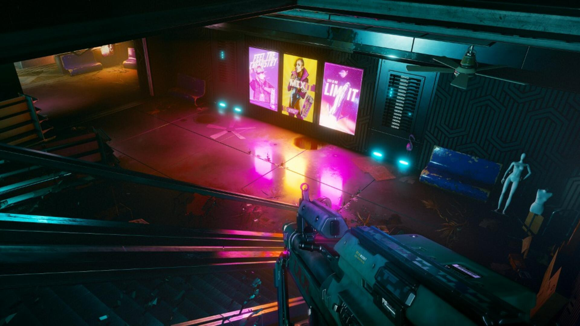 CD Projekt Red Says Capitalism is the Reason for Controversial In-Game Cyberpunk 2077 Ad