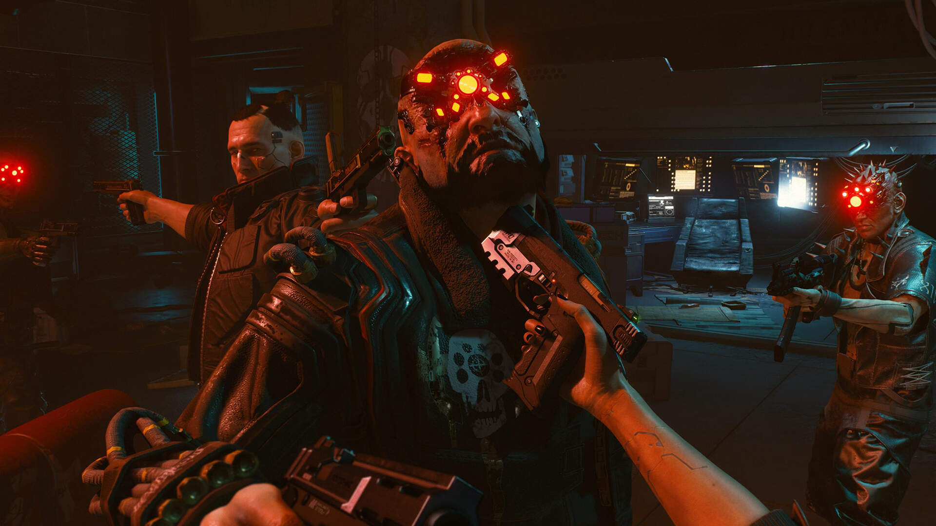 "Cyberpunk 2077 Dev Reacts to Leaked 18+ Rating: ""You Surprised?"""