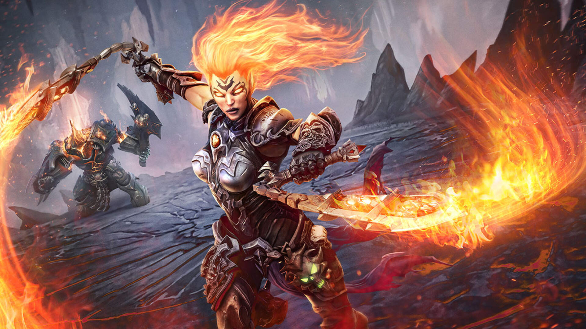 THQ Nordic Turns to the Darksiders