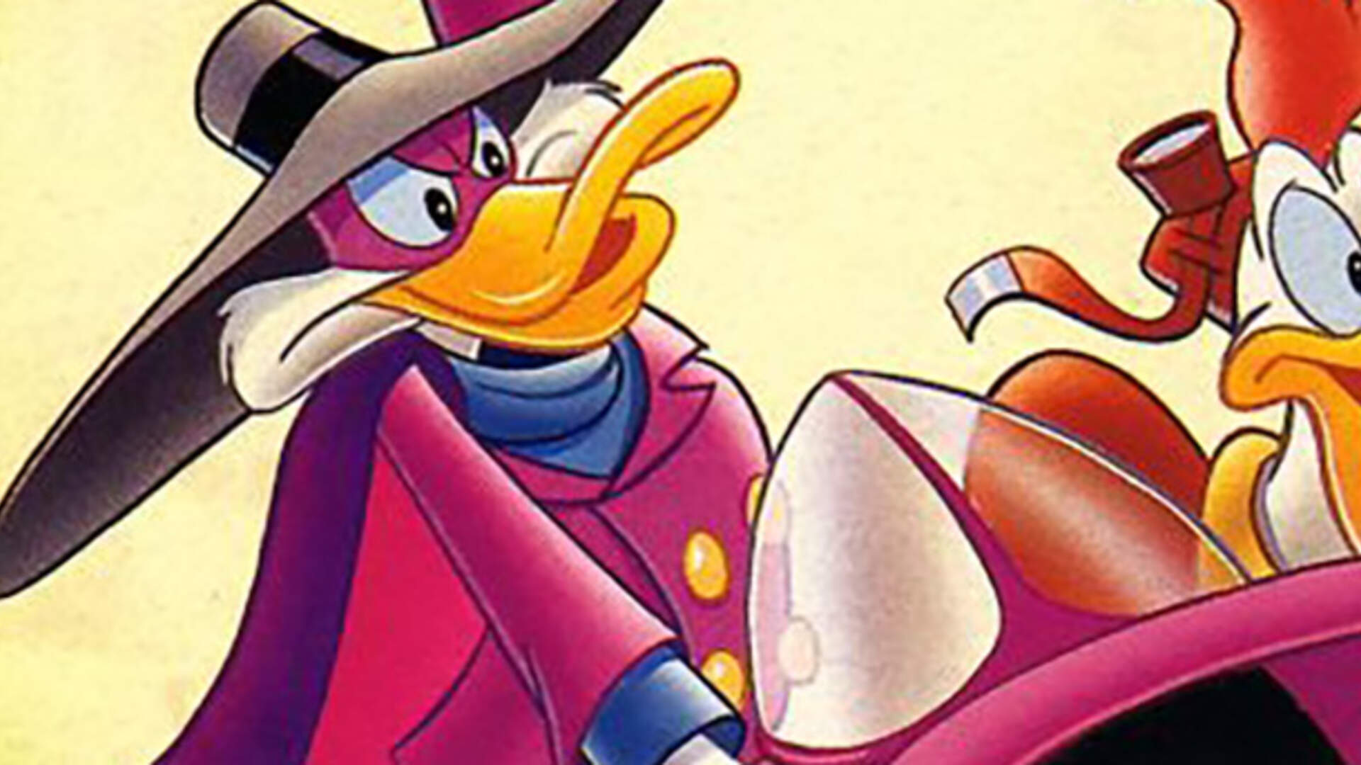Sonic Mania Developers Release Playable Darkwing Duck Prototype Along With Gameplay Footage