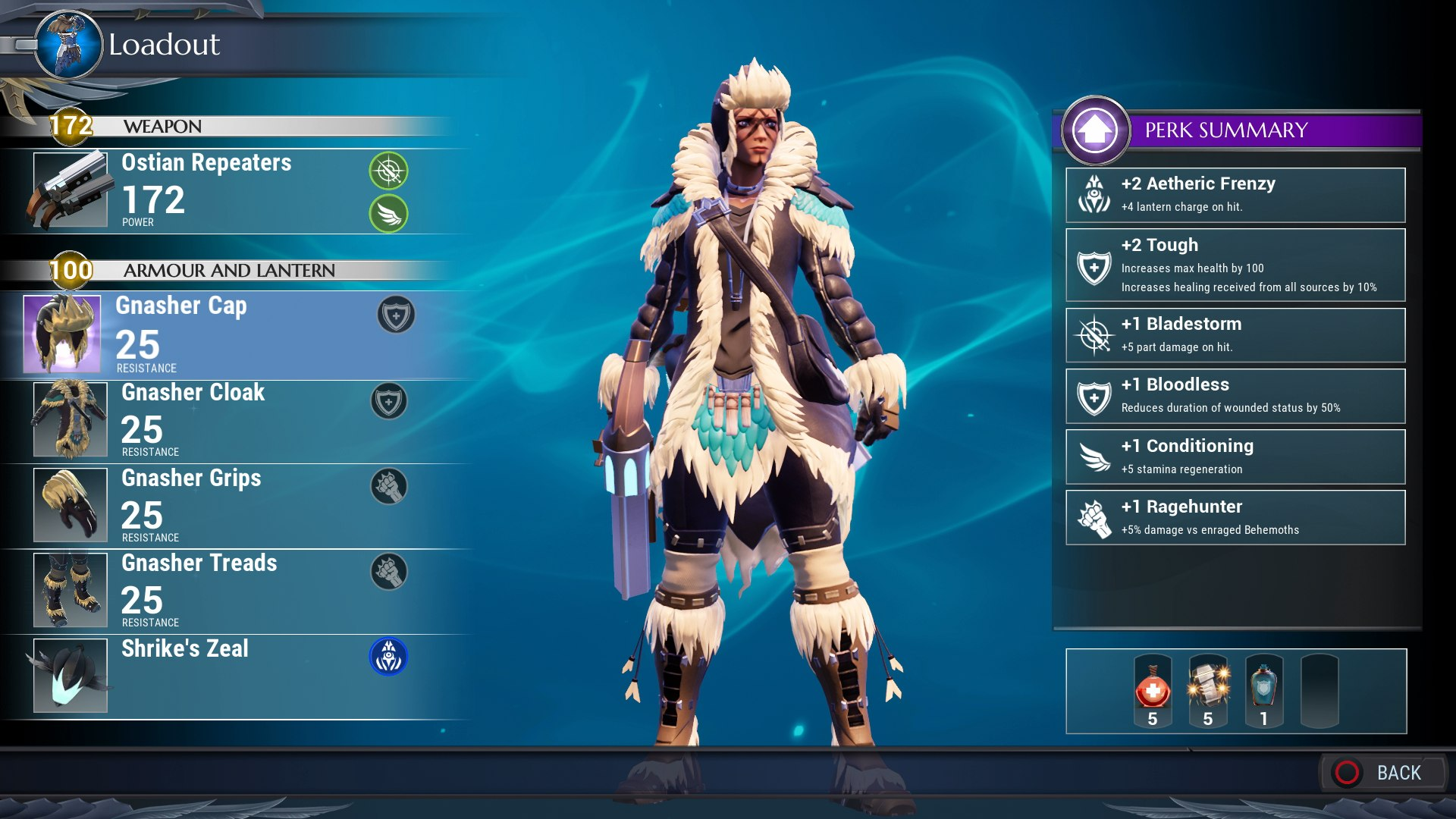 Dauntless Armor List - All the Dauntless Best Armor Sets