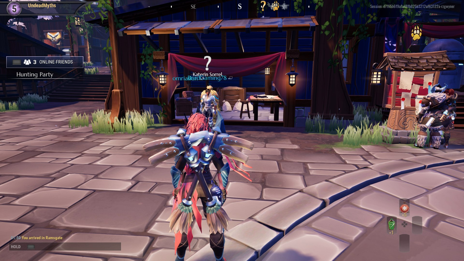 Dauntless Repeaters - How to Unlock and Upgrade Ostian Repeaters in