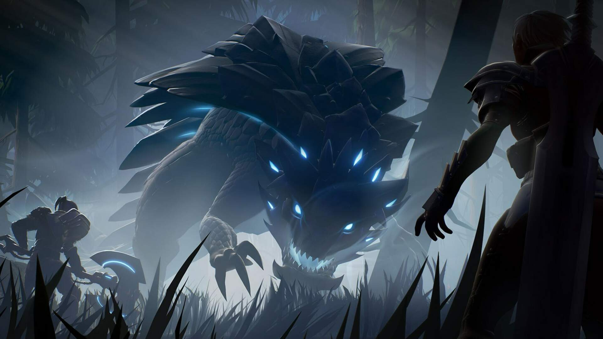 Dauntless Behemoths - Every Dauntless Behemoth and Their Weaknesses