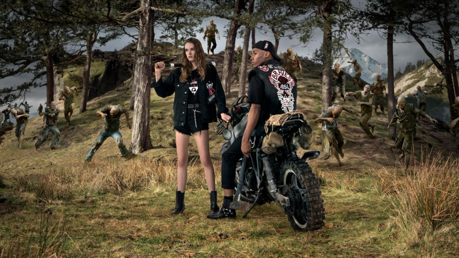 Days Gone Gets a Fashion Collaboration With Diesel, Complete With Expensive Denim Jackets