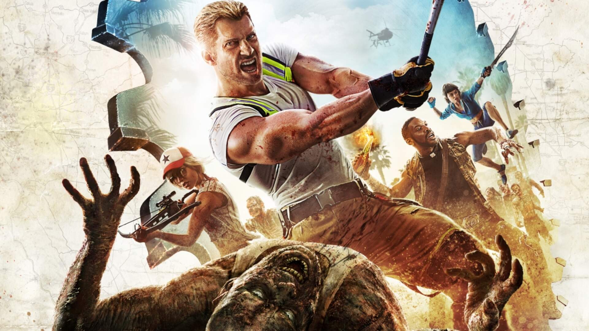 Dead Island 2 is Still Shuffling Along, THQ Nordic Confirms
