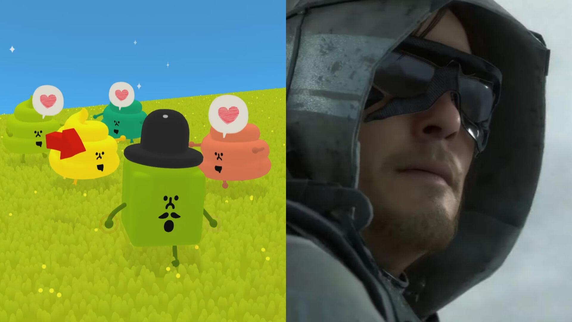 Fans Are Comparing Wattam With Death Stranding, and Now Keita Takahashi Is Weighing in