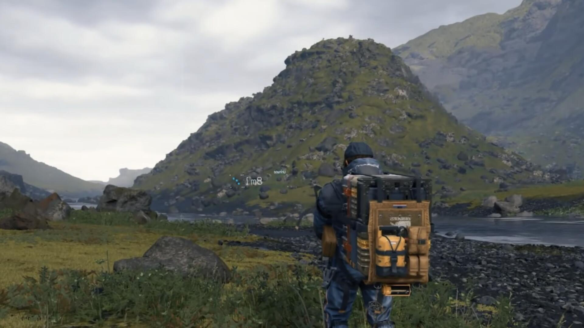 In Death Stranding, You Can Pee and Meet Holographic Geoff Keighley. Not Necessarily at the Same Time