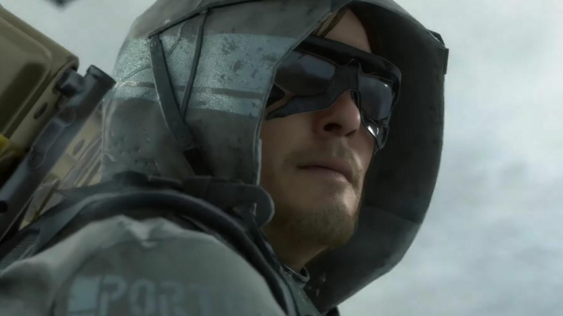 Death Stranding's New Gameplay Demo Seems to Confirm Theory About Sam's Blood and Other Fluids