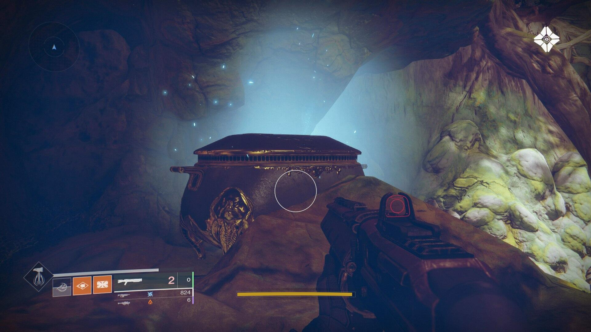 Destiny 2 Imperial Treasure Map Locations - How to Find the Io, Mars