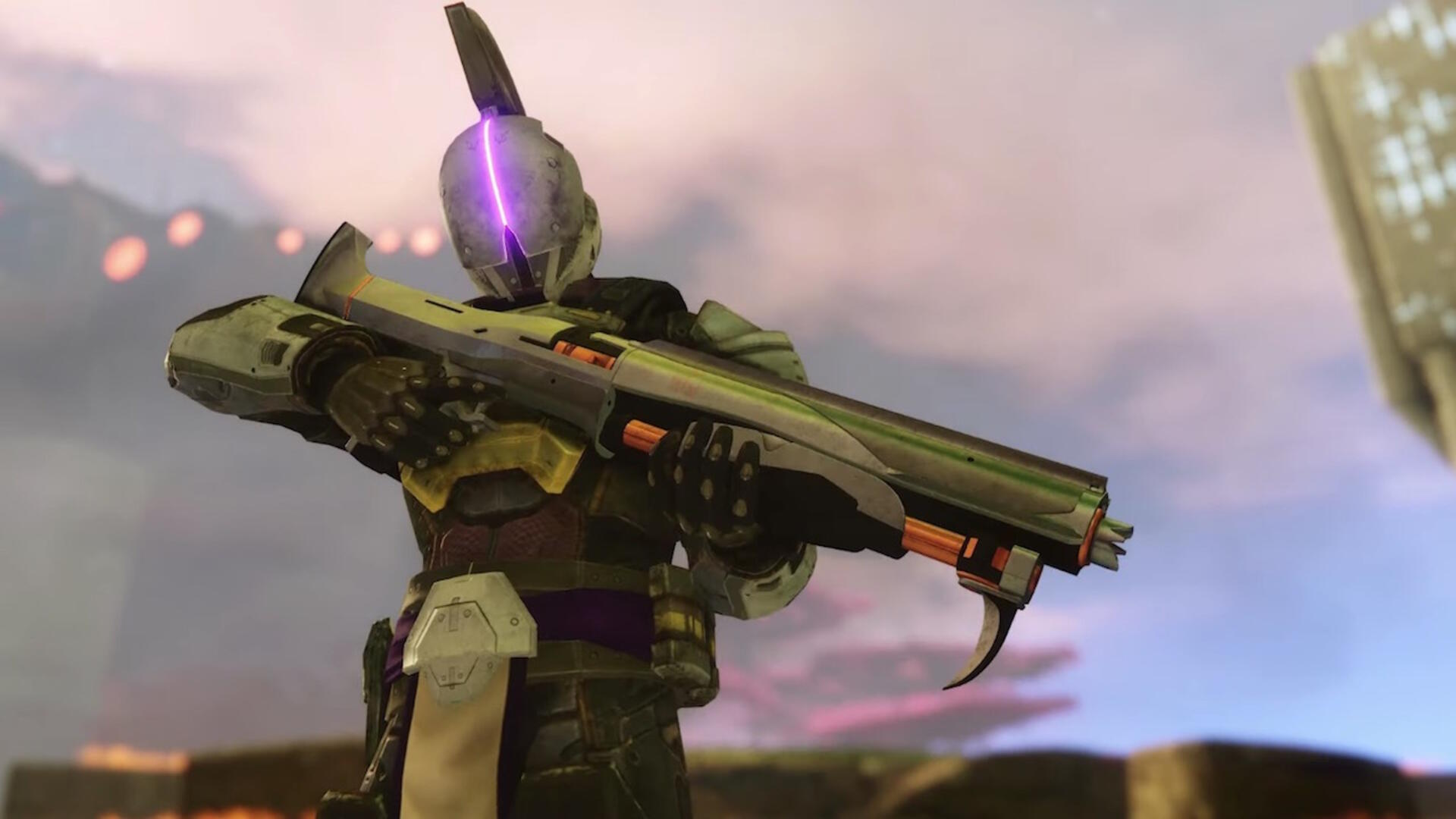 A Time Traveling Titan is the Star of Destiny 2's Season of Dawn