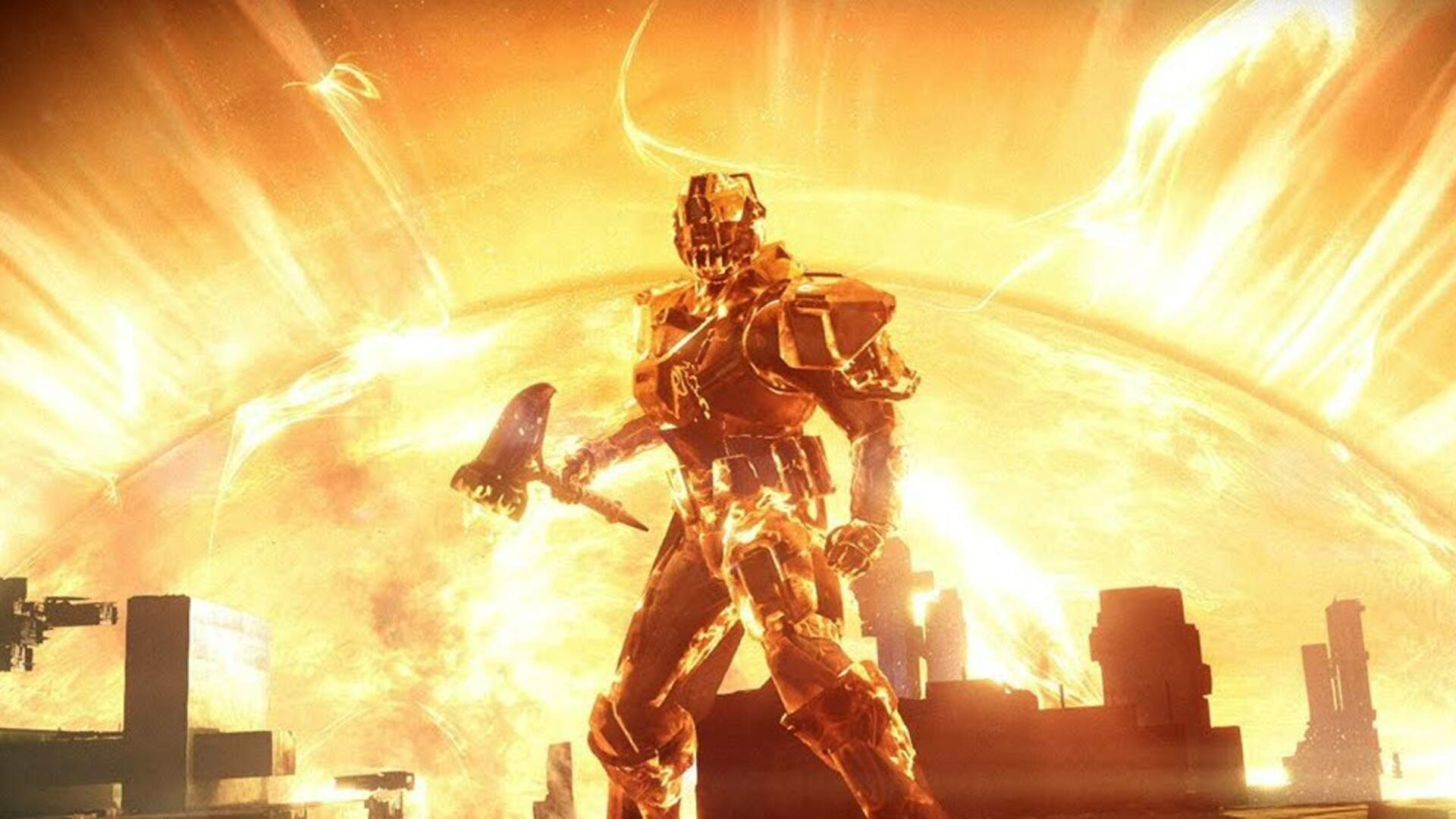 Destiny 2's Solar Subclasses Are Getting Some Major Reworks