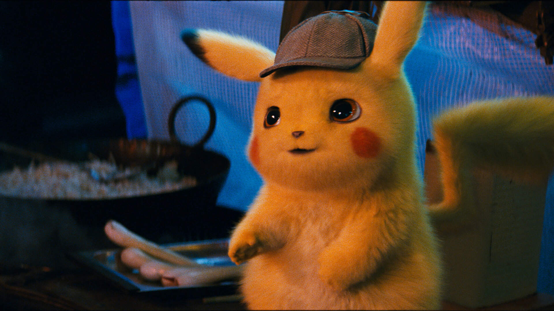 Detective Pikachu is Coming to Nintendo Switch