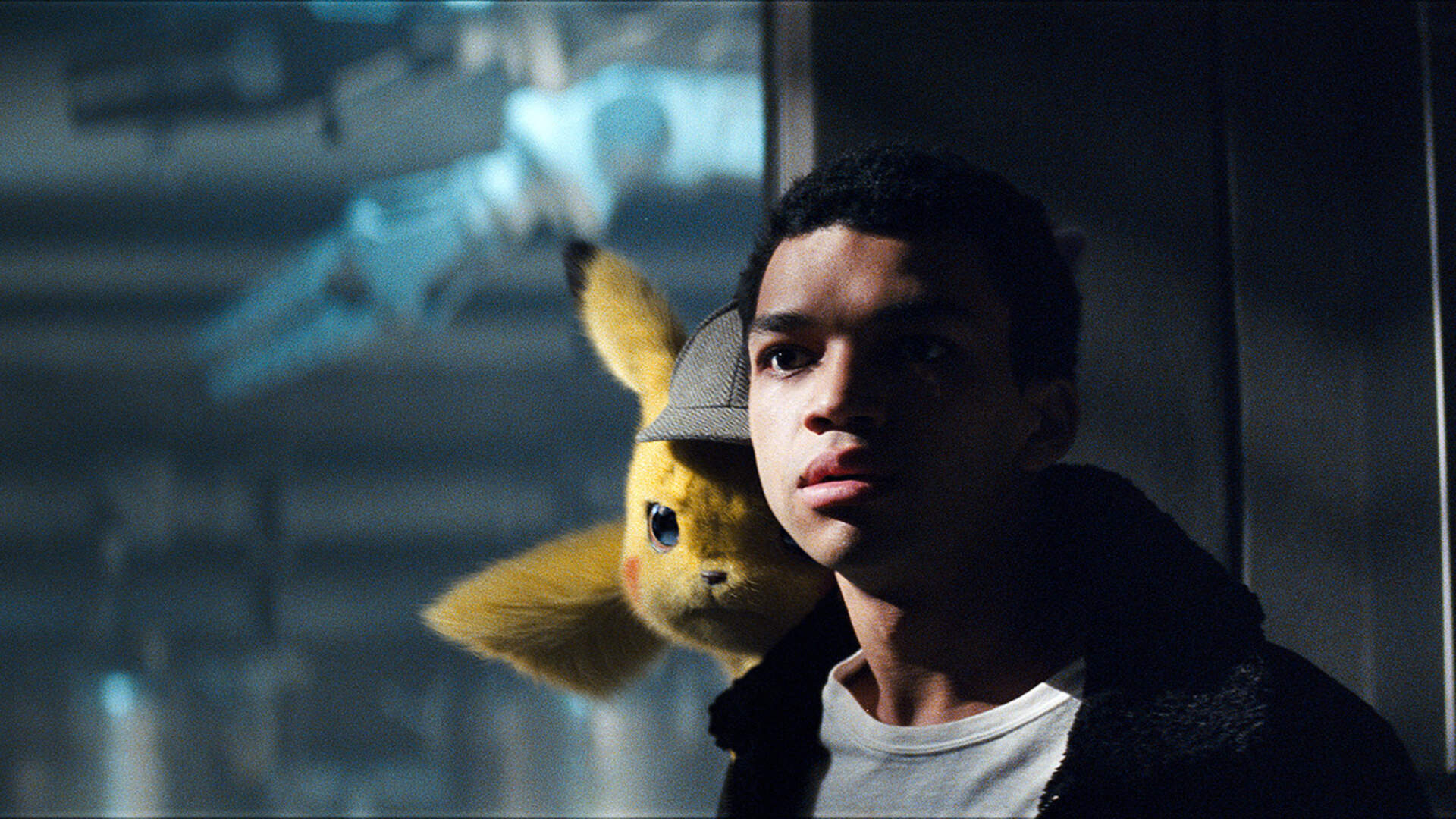 Which Pokemon Would Be Your Partner in Detective Pikachu's Ryme City?