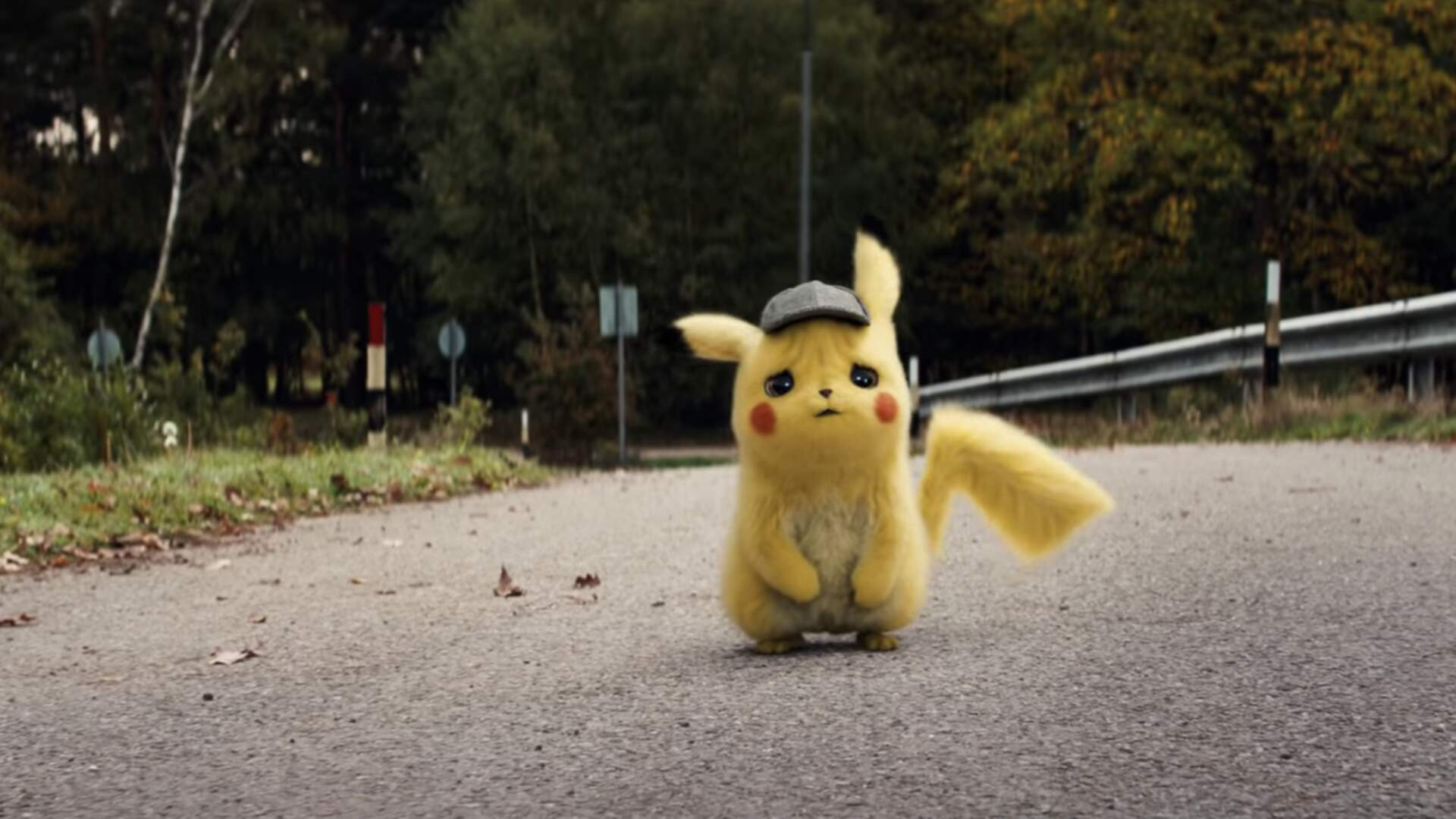 Latest Detective Pikachu Trailer Features a Big Ol' Psyduck Hug