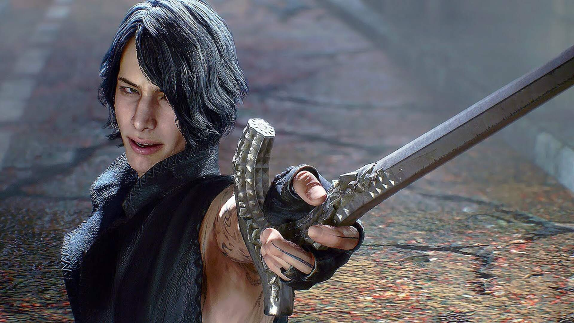 Devil May Cry 5's Riskiest Gameplay Decisions are Embodied in Its Newest Character