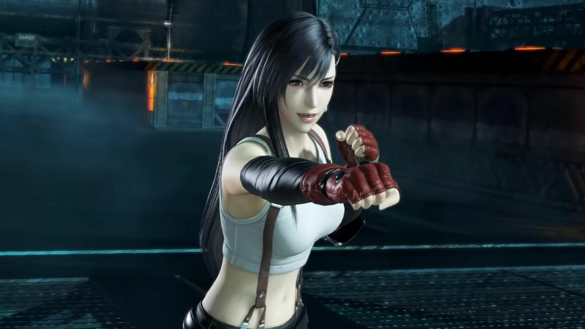 Now You Can Argue About Tifa's Character Design in Dissidia Final Fantasy NT Too