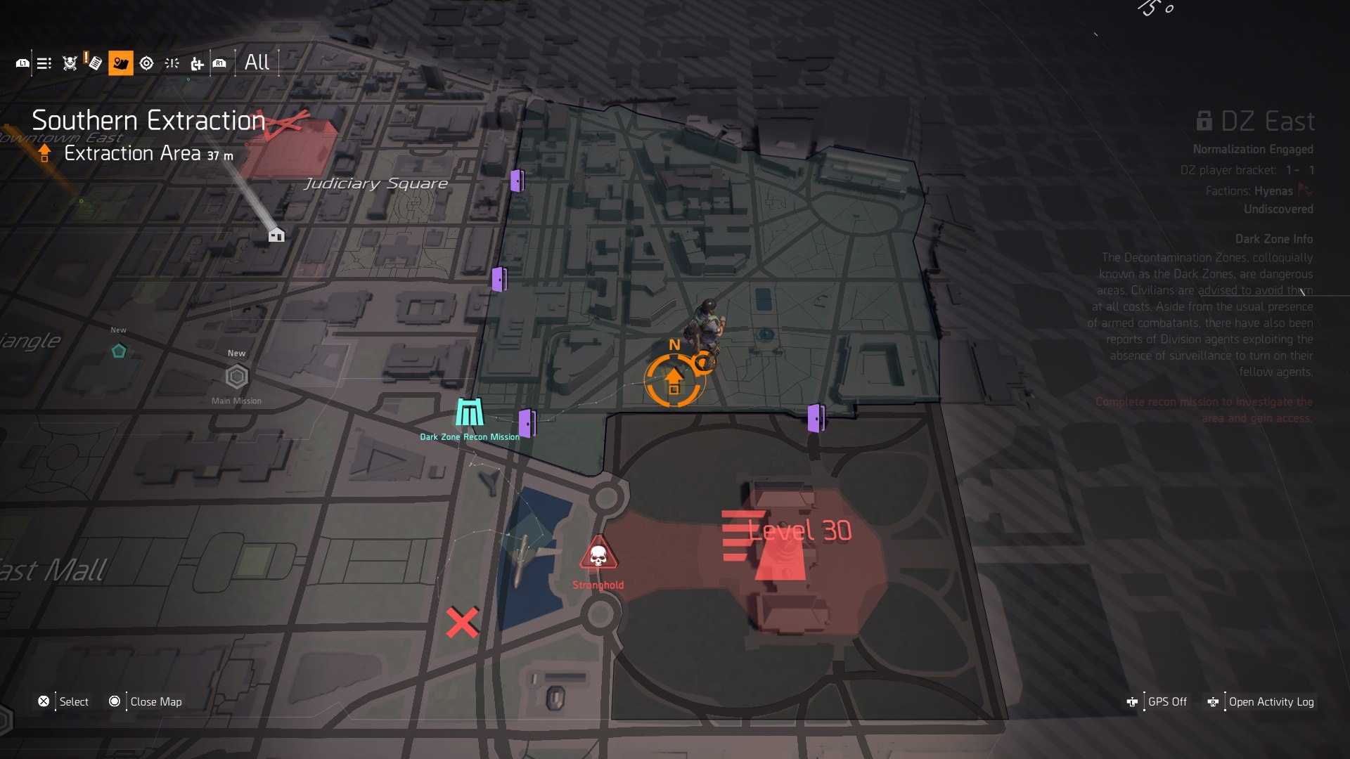 The Division 2 Dark Zone Explained - How to Unlock the Dark