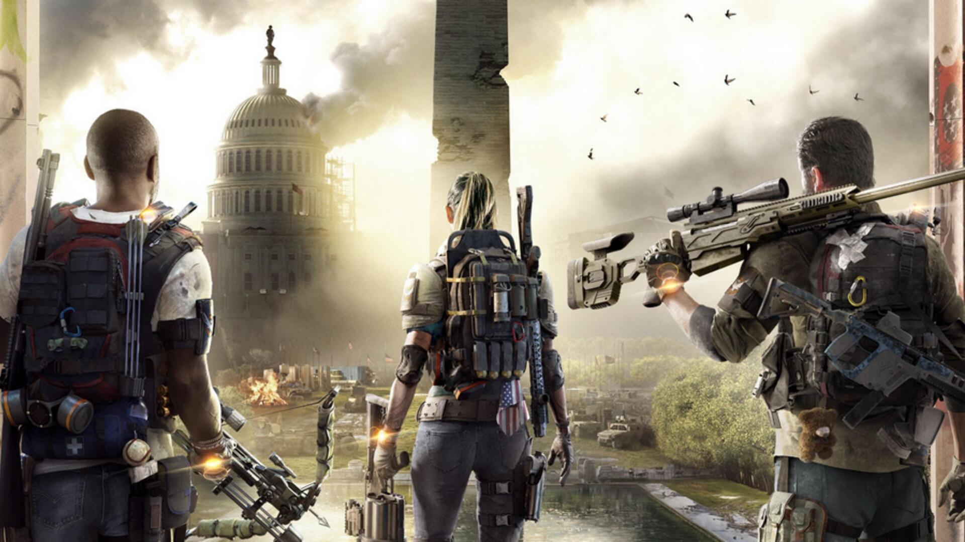 The Division 2 Skips Steam as Ubisoft Chooses Epic Games Store