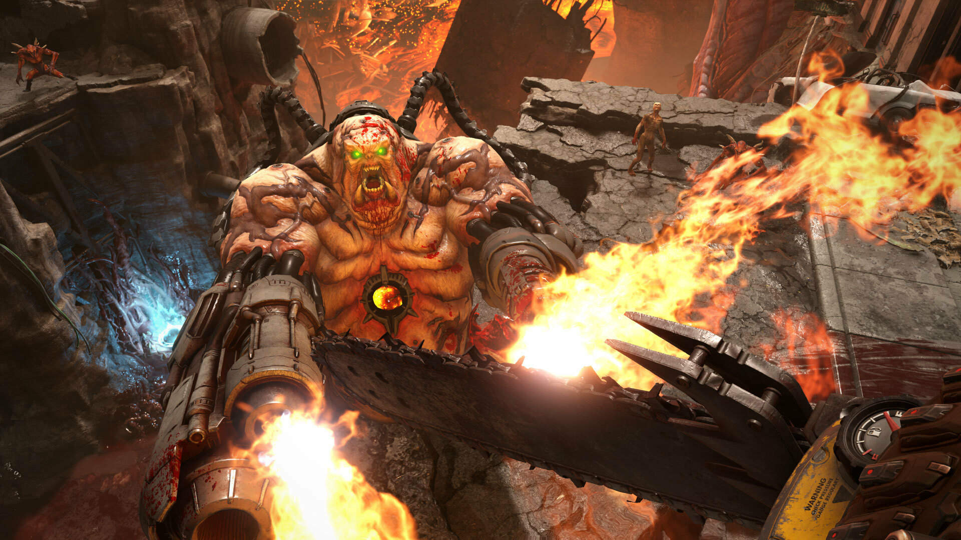 Doom Eternal Rips and Tears This November With a Brand-New Multiplayer Mode