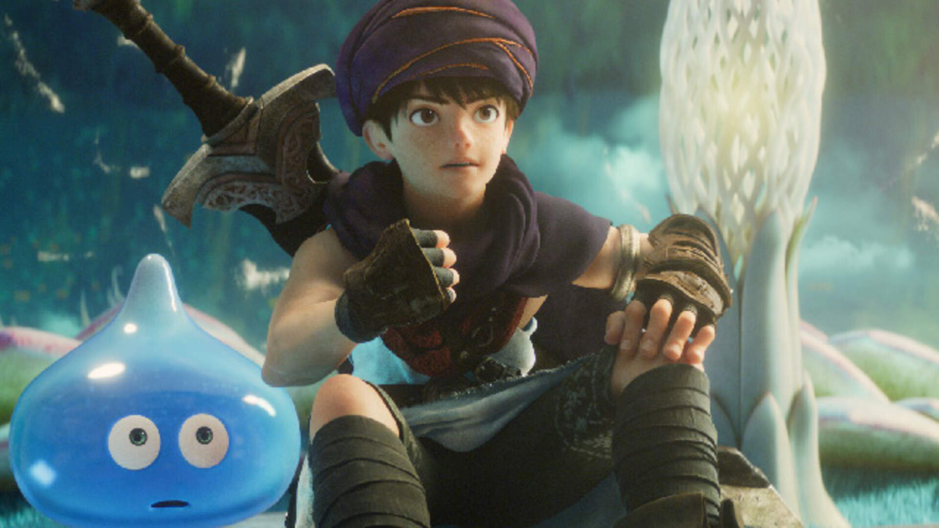 Dragon Quest: Your Story, The CG Movie Based on Dragon Quest 5, Gets Its First Trailer