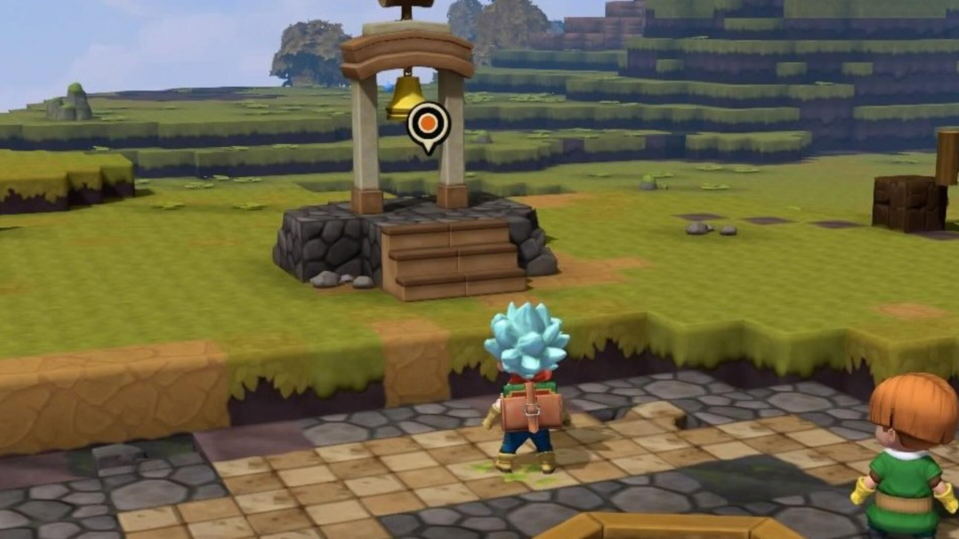 Dragon Quest Builders 2 Fast Travel - How to Unlock Fast Travel in Dragon Quest Builders 2