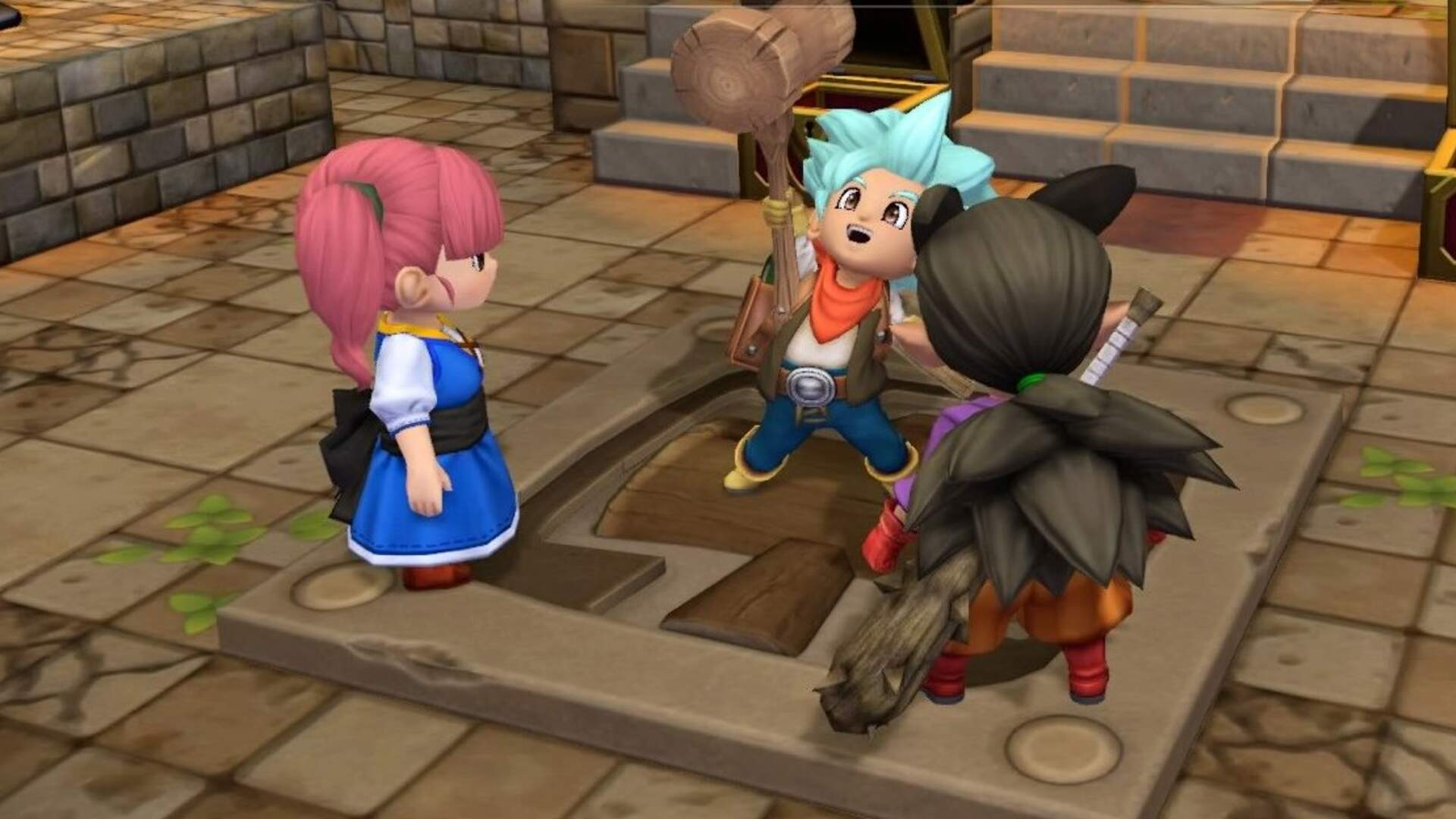 Dragon Quest Builders 2 Grass Seeds - Where to Find Grass Seeds in Dragon Quest Builders 2