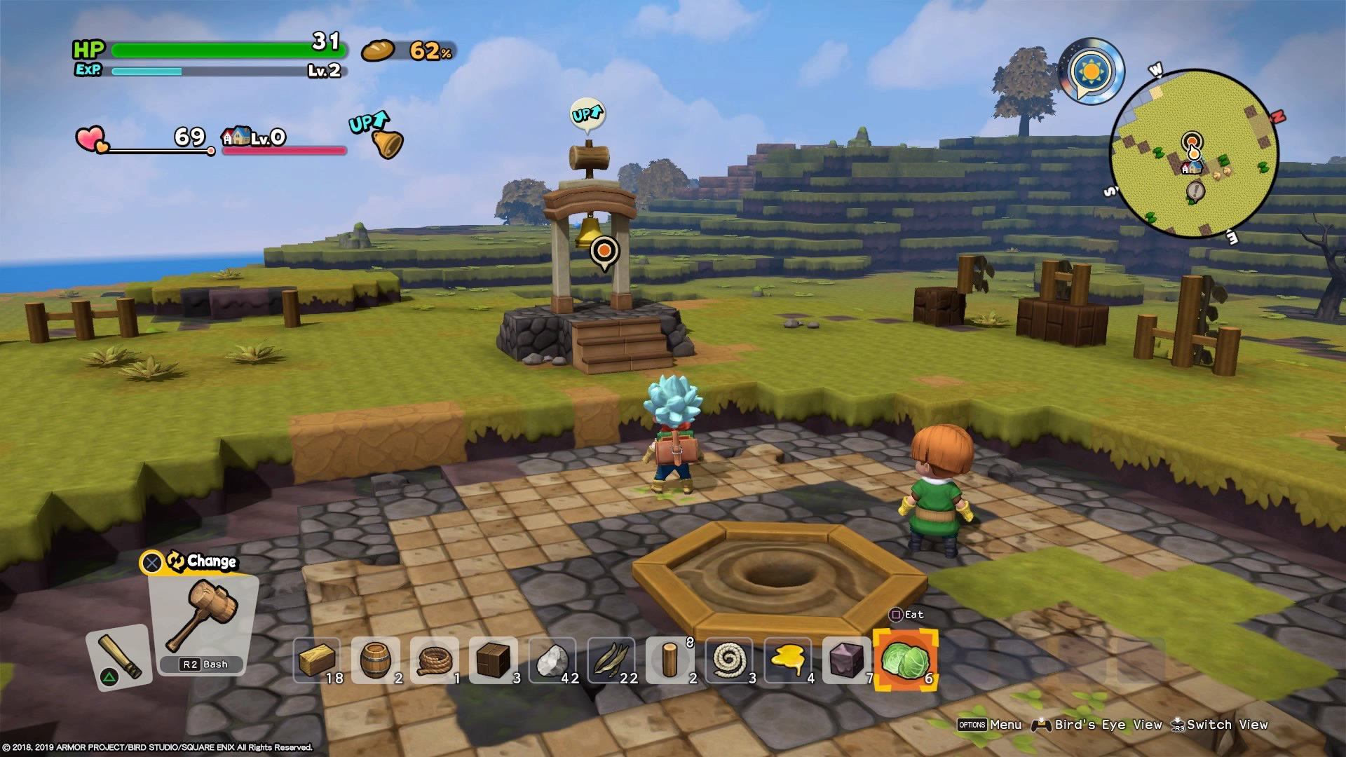 Dragon Quest Builders 2 Base Level - Tips for Raising Your