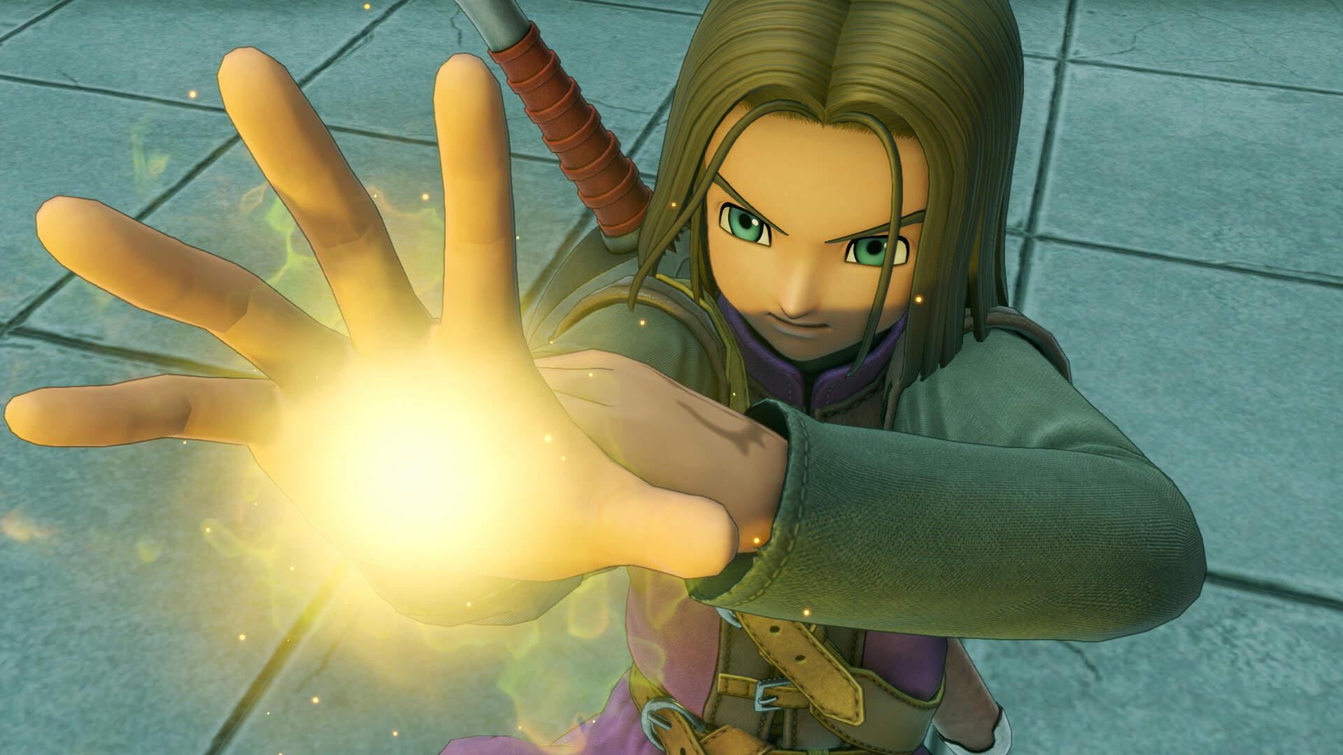 Dragon Quest 11's Switch Demo is Live, and Your Progress Carries Over