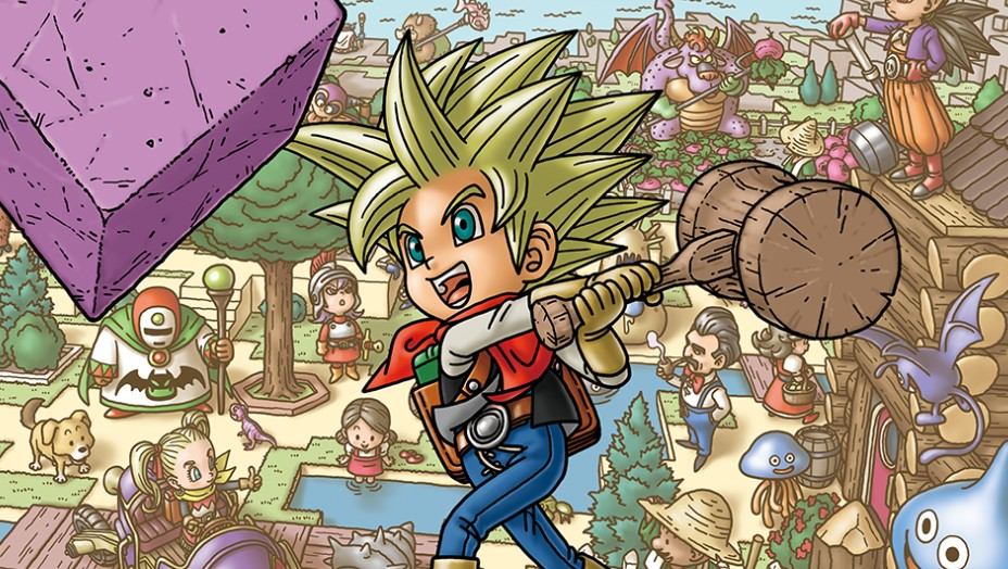 Dragon Quest Builders 2 Material Locations - All Furrowfield