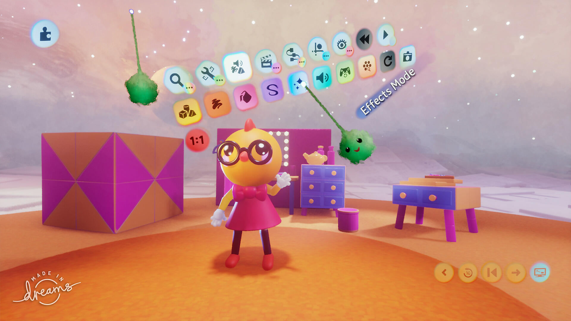 Dreams Wants to Make Game Developers of Us All, And I'm Convinced It's Working