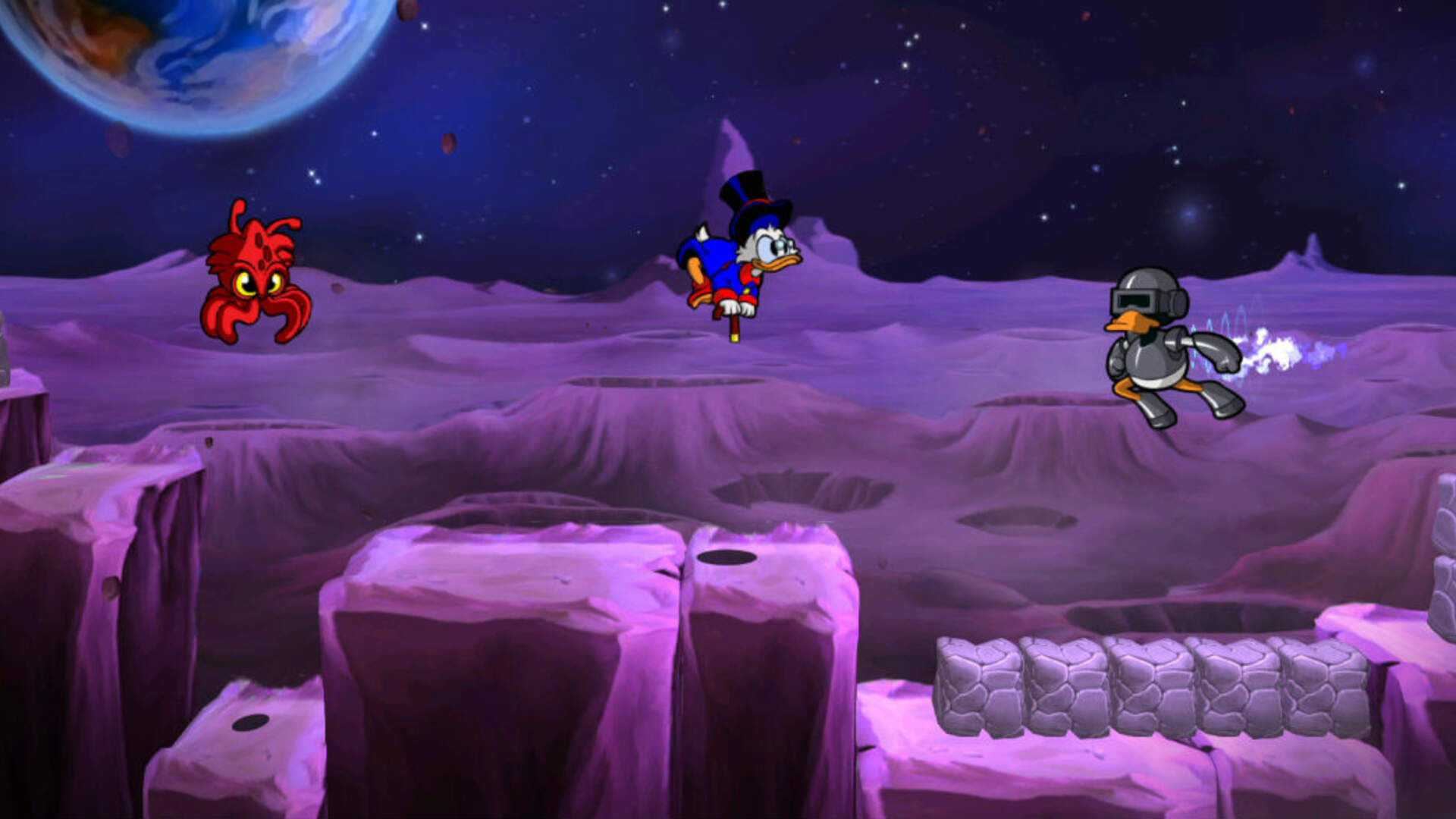 "DuckTales Cartoon Turns Classic NES ""Moon Theme"" Into a Lullaby"