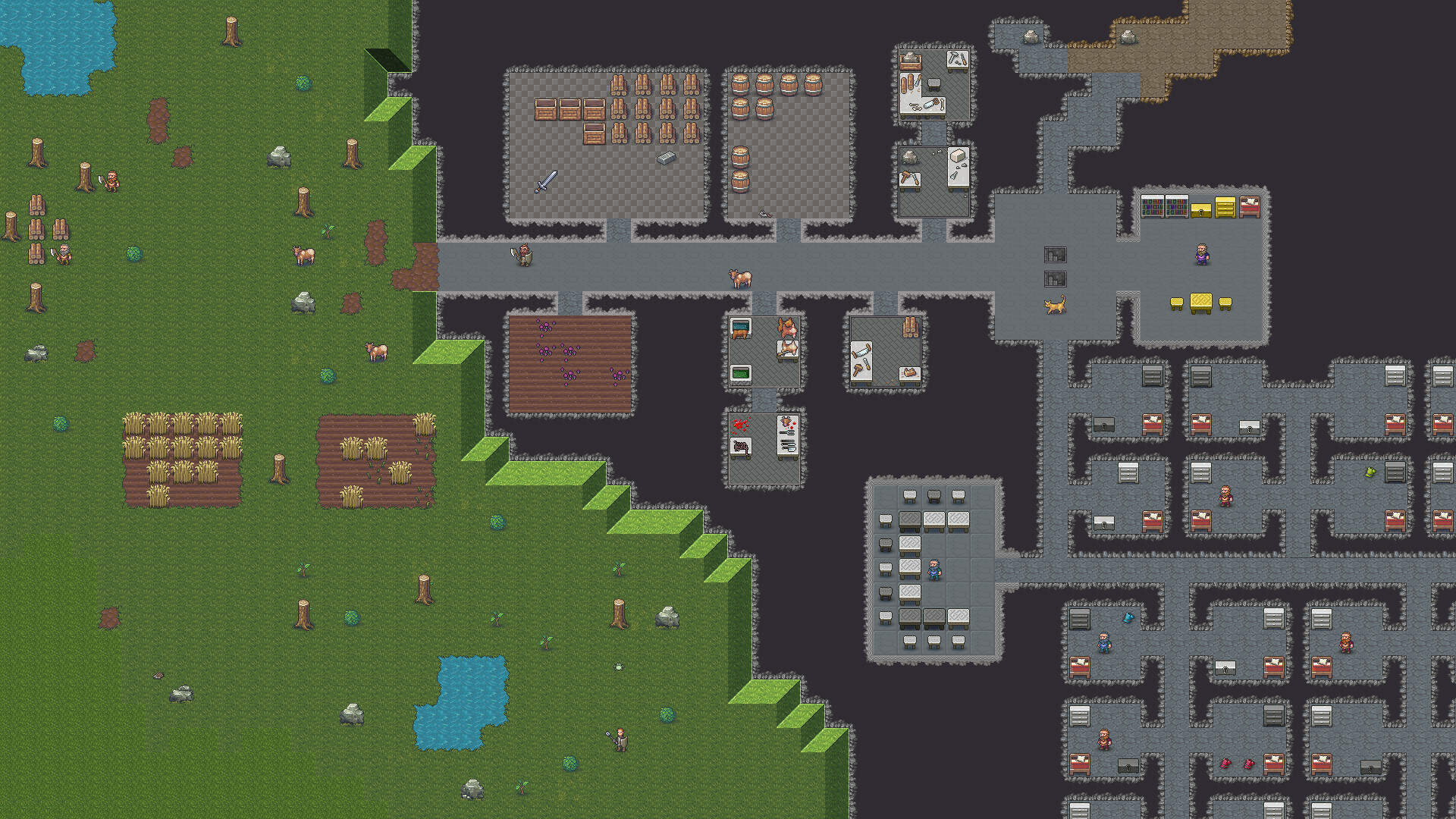 Dwarf Fortress is Coming to Steam and Itch.io With a New Look, But It's For a Sad Reason