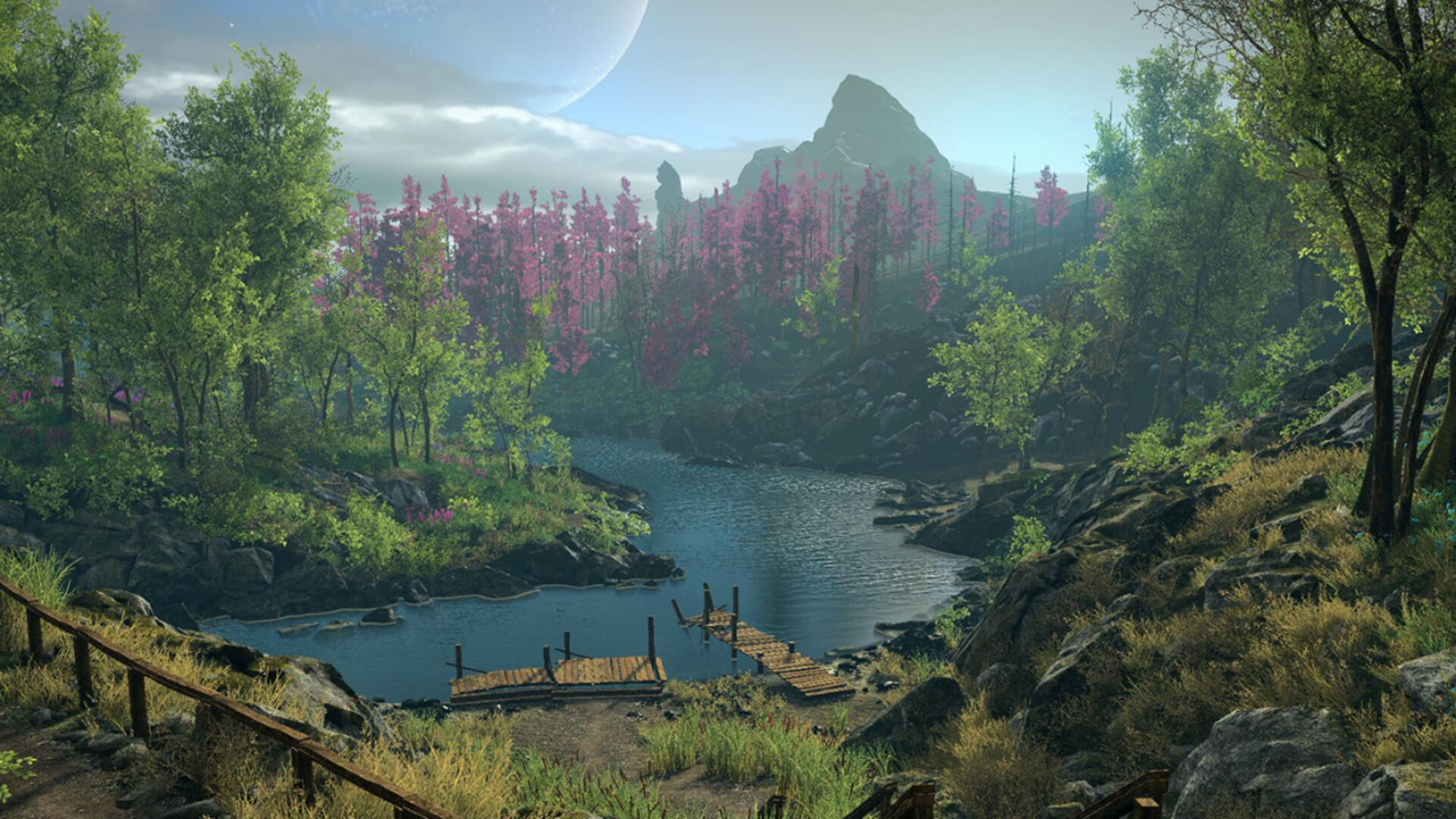 The Only Tool You'll Use In This Open-World Adventure Game is a Paint Brush