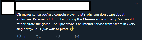 The Epic Games Store is Spyware: