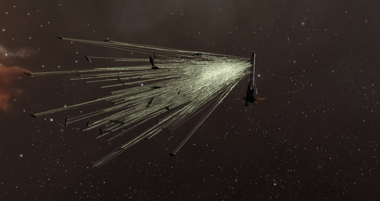 EVE Online Players Are Under Siege From A Massive NPC Armada | USgamer