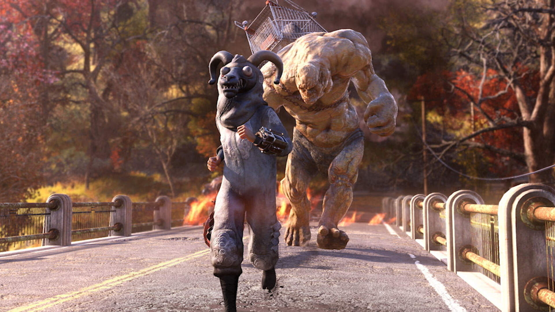 Fallout 76's Wild Appalachia Kicks Off With New Quests, New Crafting System