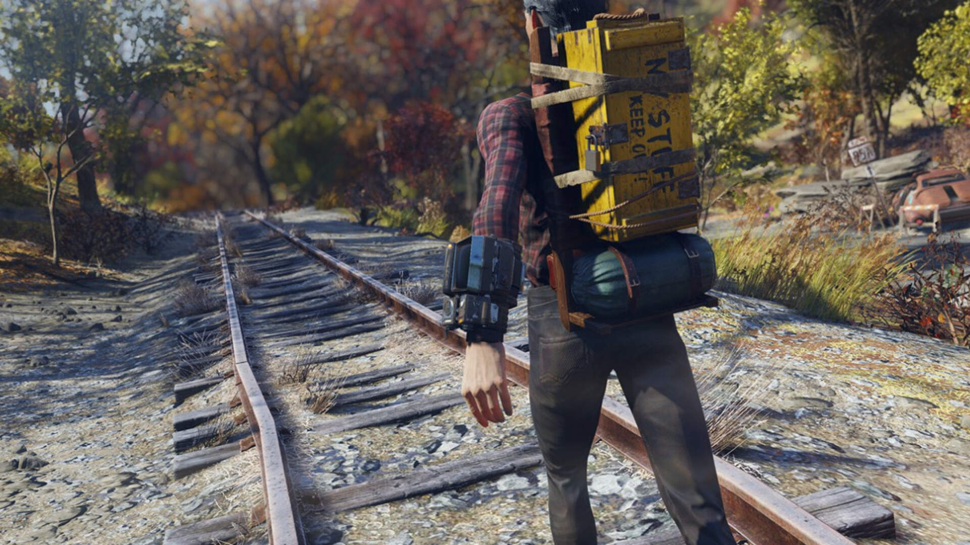 Fallout 76 2019 Roadmap Includes New Main Quest, Game Modes, and Raids