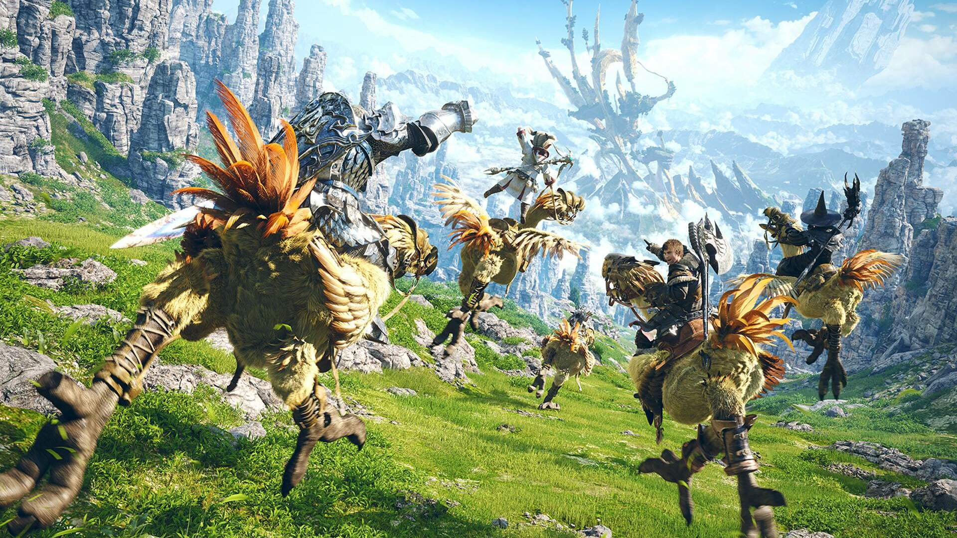 Final Fantasy 14 Is Being Turned Into a Live-Action TV Series by the Studio Behind Netflix's The Witcher