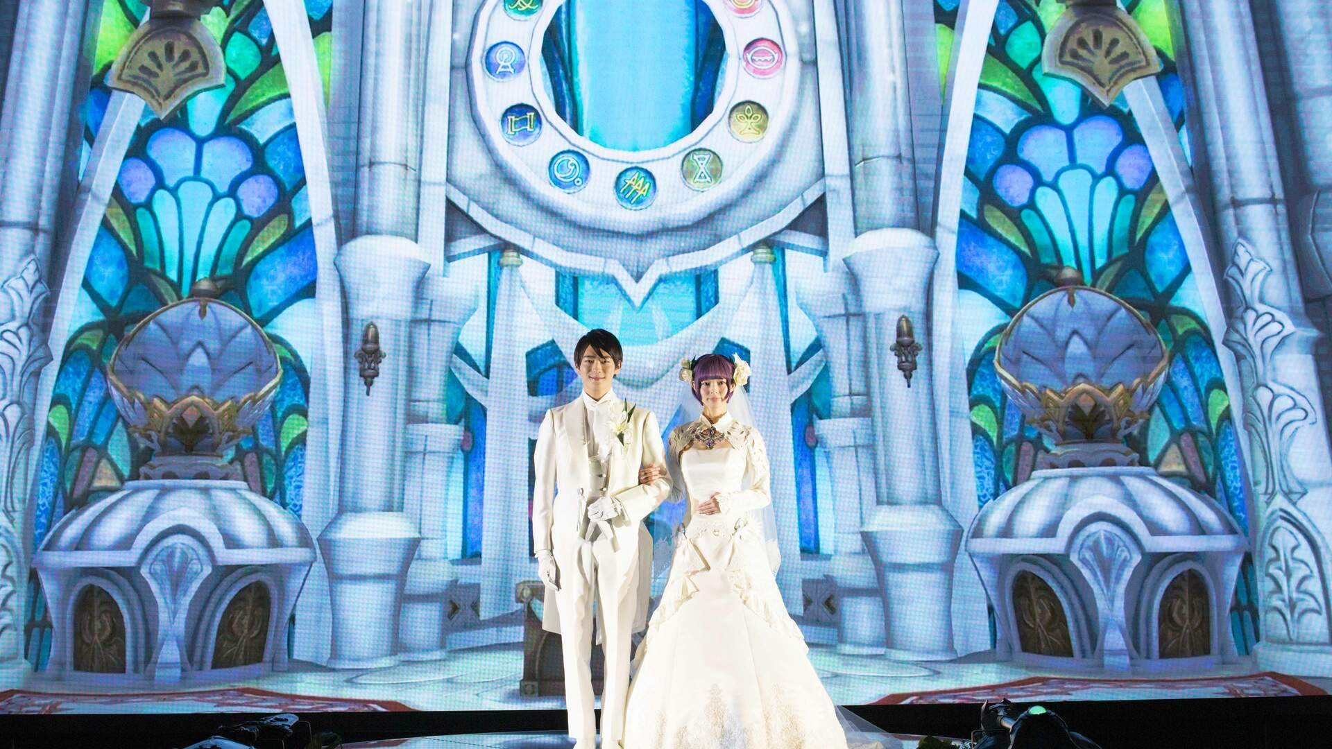 Final Fantasy 14 Themed Weddings Let You Level Up Your Relationship for the Bargain Price of $30,000