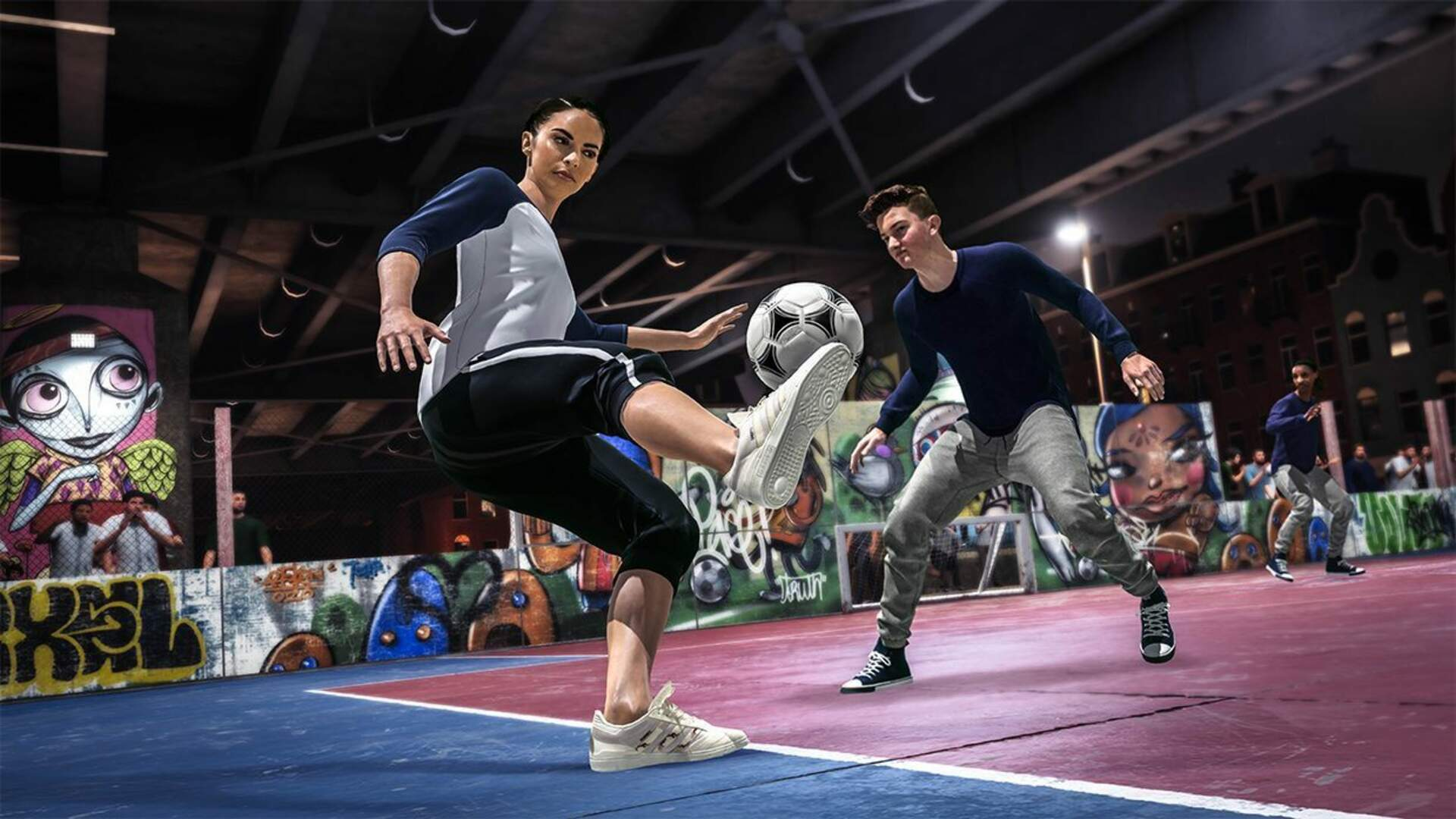 Electronic Arts Adds Mystery Sports Game to Usual NHL, FIFA, and Madden Slate