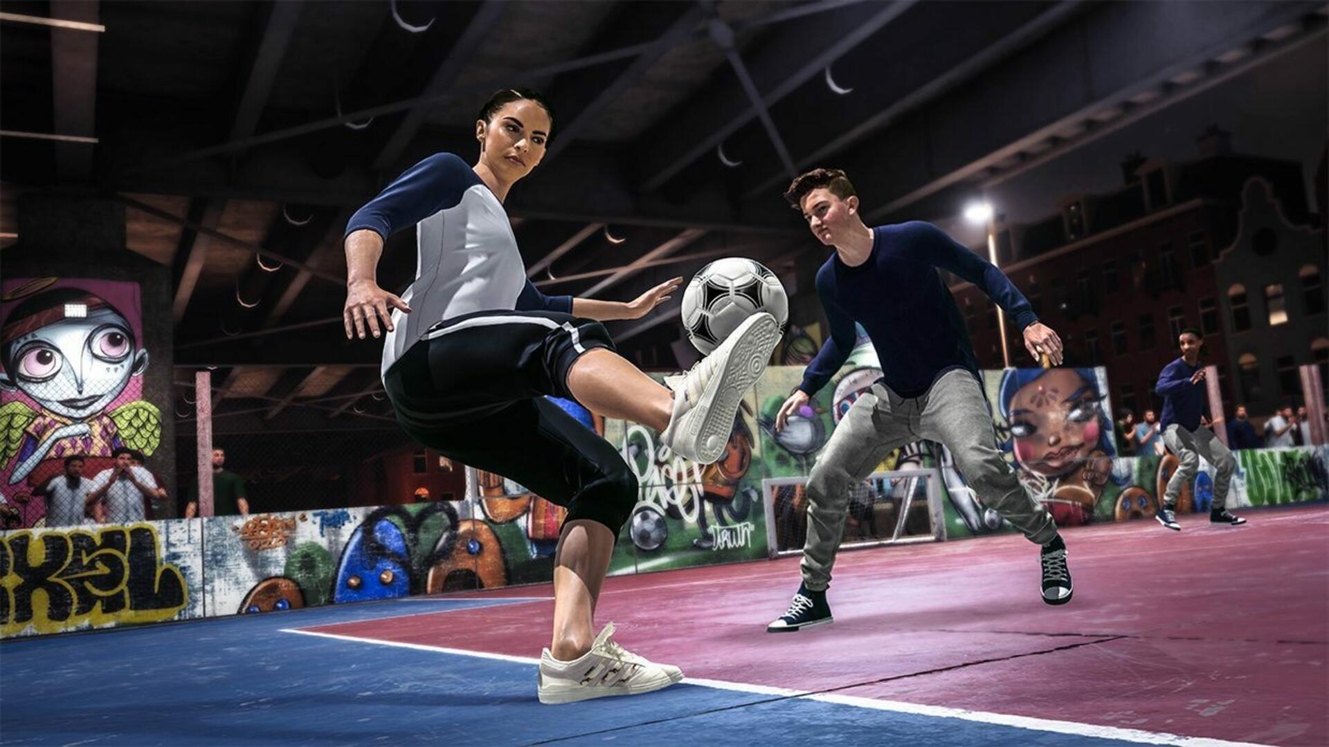 FIFA 20 Developers on Why Volta Won't Have Online Team Play, the Microtransactions Question, and More