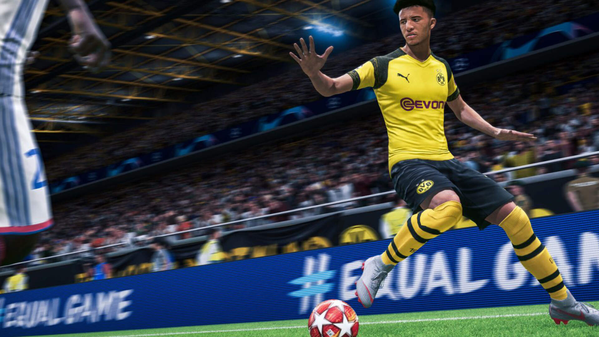 EA Is Bringing in Real-Life Footballers to Play in a Global FIFA Charity Cup