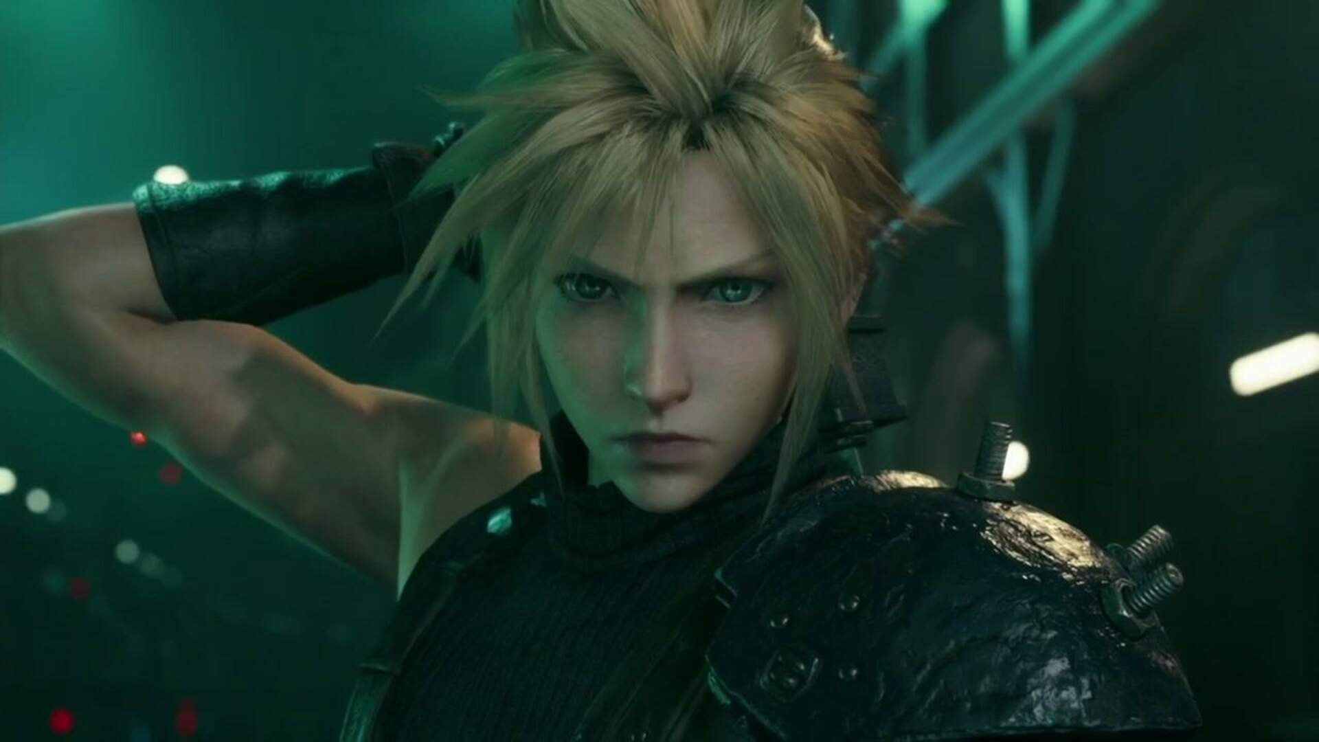 Final Fantasy 7 Remake Voice Actors The Voice Cast In The