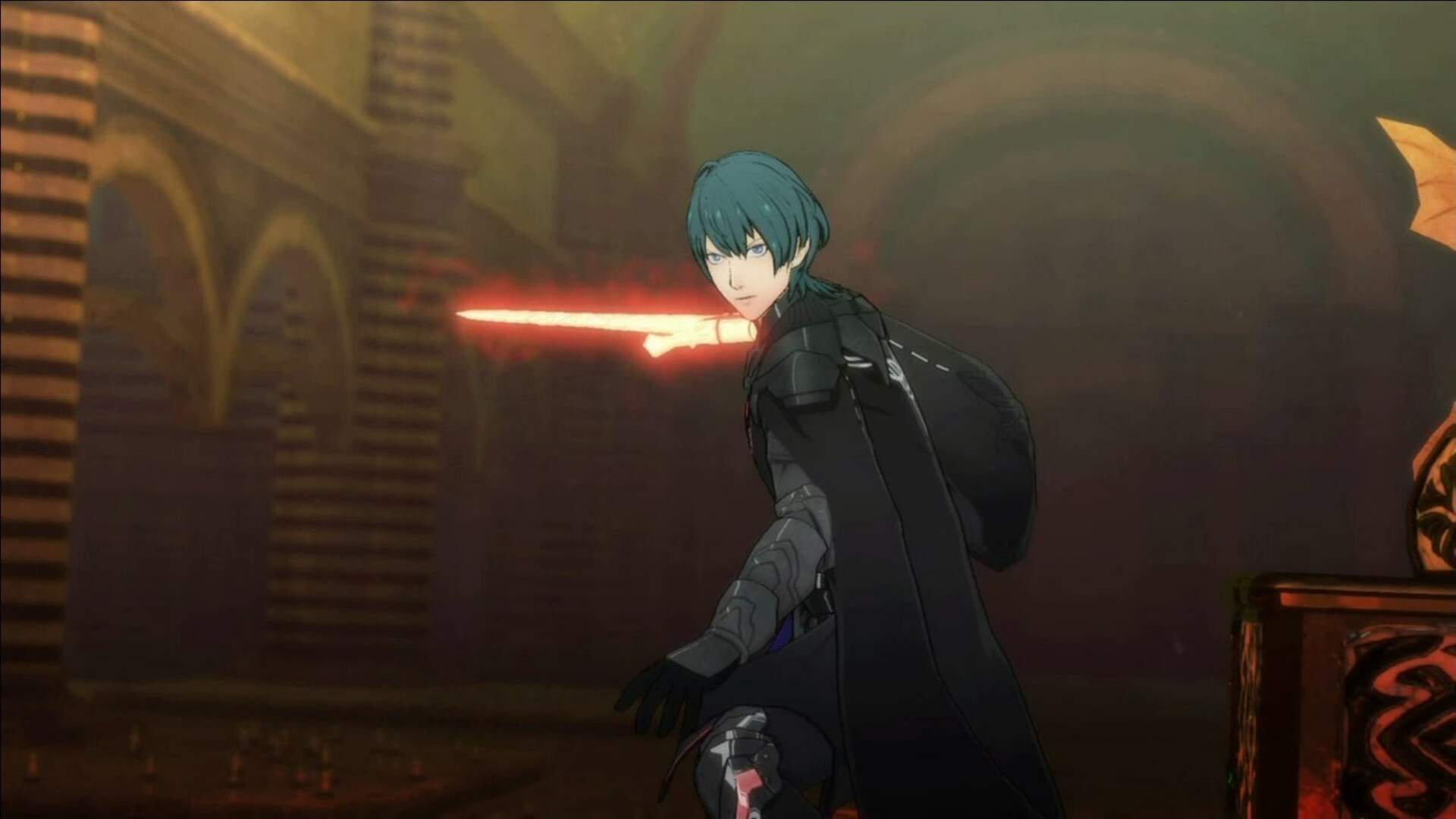 Fire Emblem Three Houses Battalions - Where to Find the Captain's Quarters