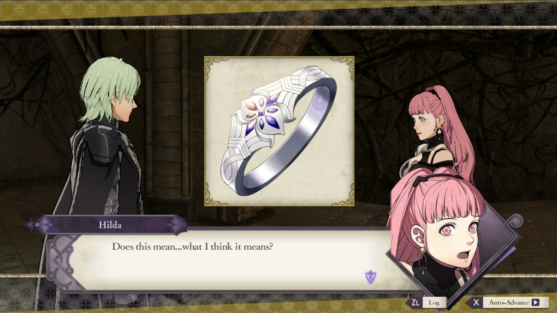 Fire Emblem Three Houses How To Romance Characters Usgamer Find out all you need to know about leonie from black eagles, found in fire emblem: fire emblem three houses how to