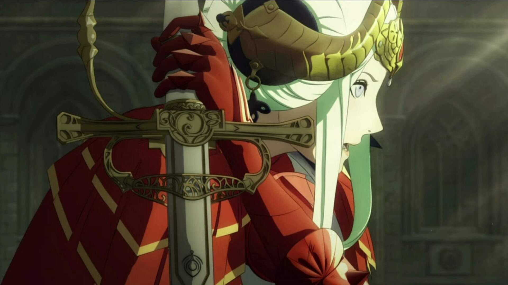 Fire Emblem Three Houses Black Eagles - All Black Eagle Characters and Students