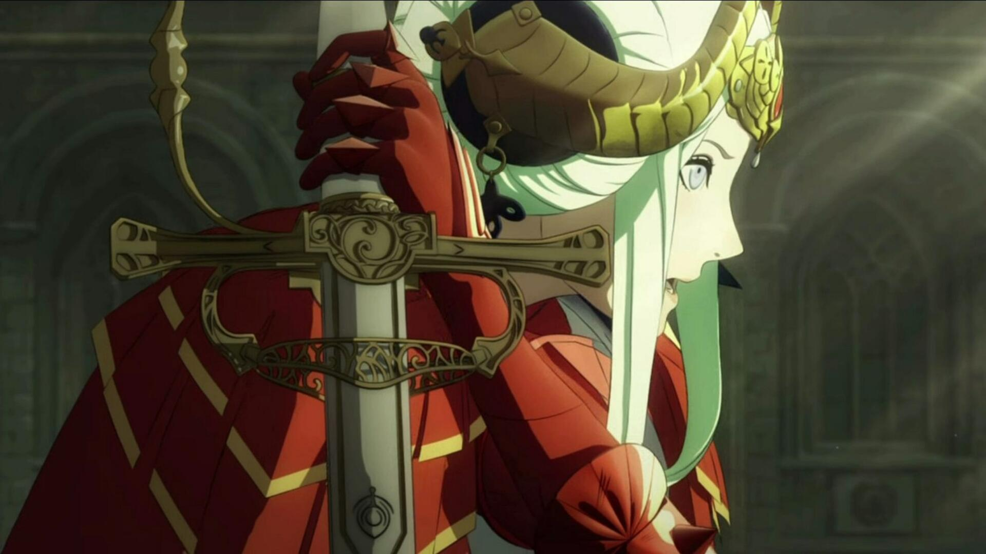 Fire Emblem Three Houses Edelgard - The Fourth Edelgard Route Explained