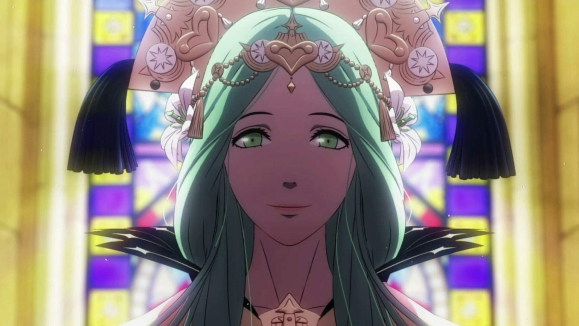 Tea Time With Rhea is Coming to Fire Emblem: Three Houses